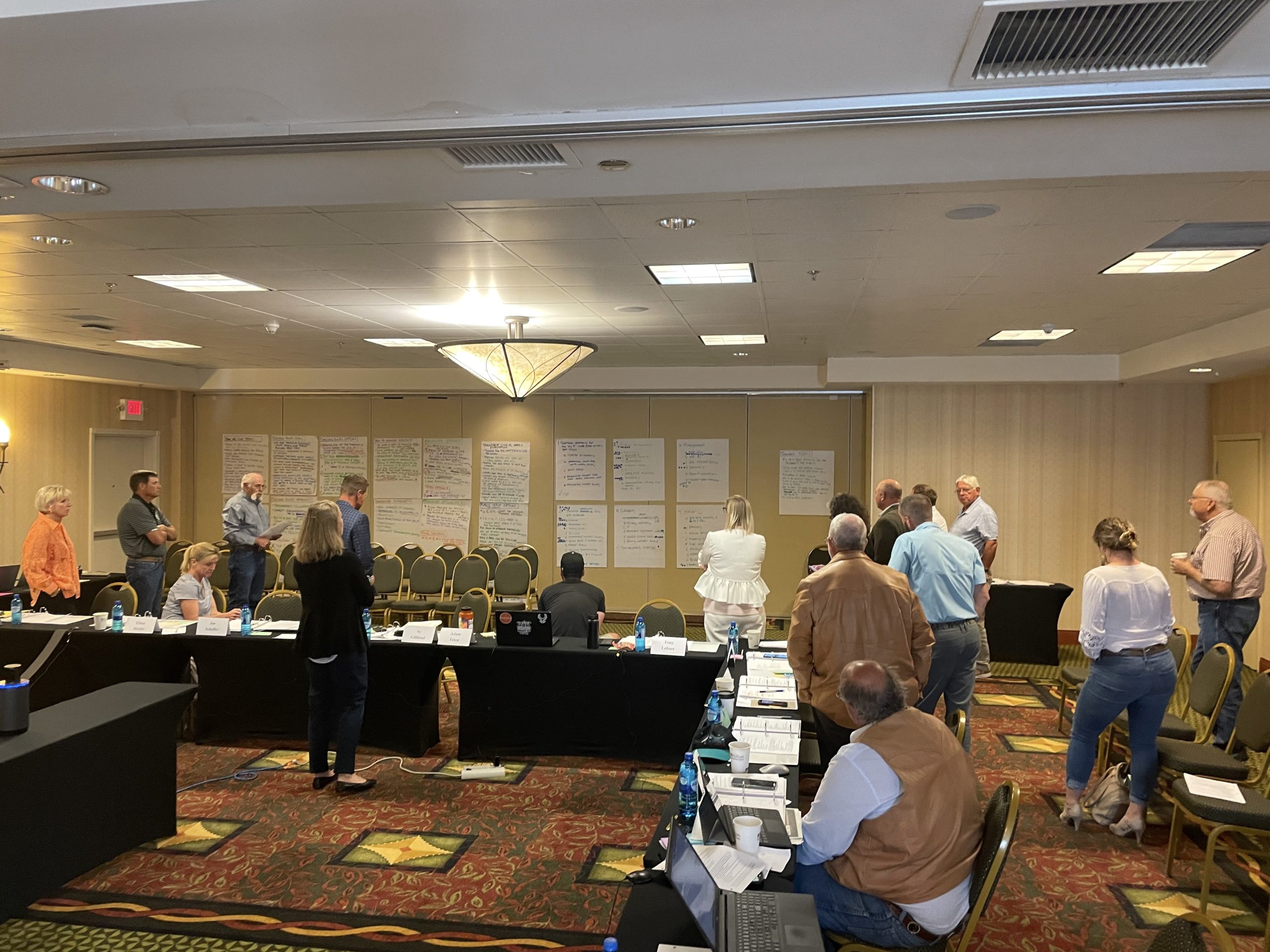 Wyoming Wildlife Federation shares update from the first meeting of the Wildlife Task Force Force